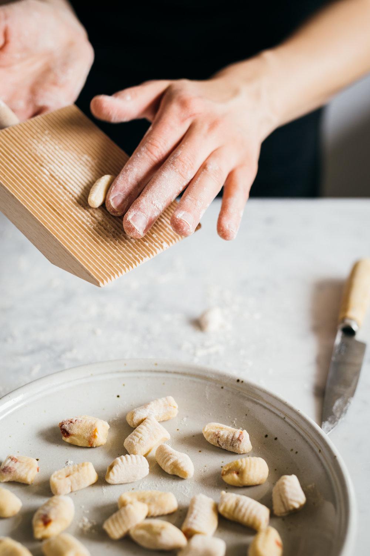 Italian gnocchi Dille & Kamille