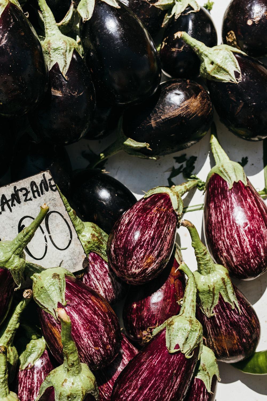 Ostuni farmer's market