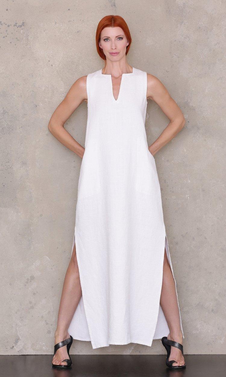 Ann Normandy Design Maxi Dress