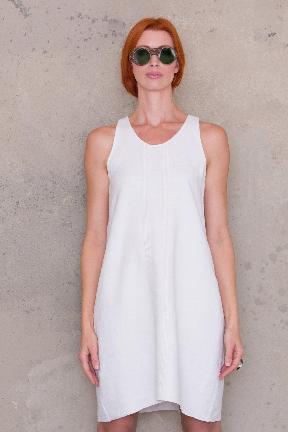 Ann Normandy Design Slip Dress Sewing Pattern - Photo by Steve Ragland