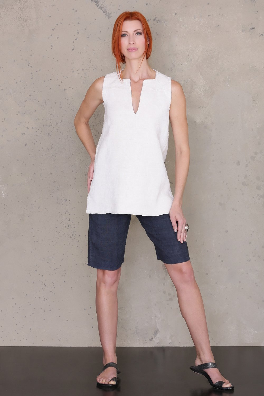 Ann Normandy Design Bermuda Shorts PDF Sewing Pattern