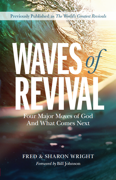 <strong>Waves of Revival</strong><br>Fred & Sharon Wright