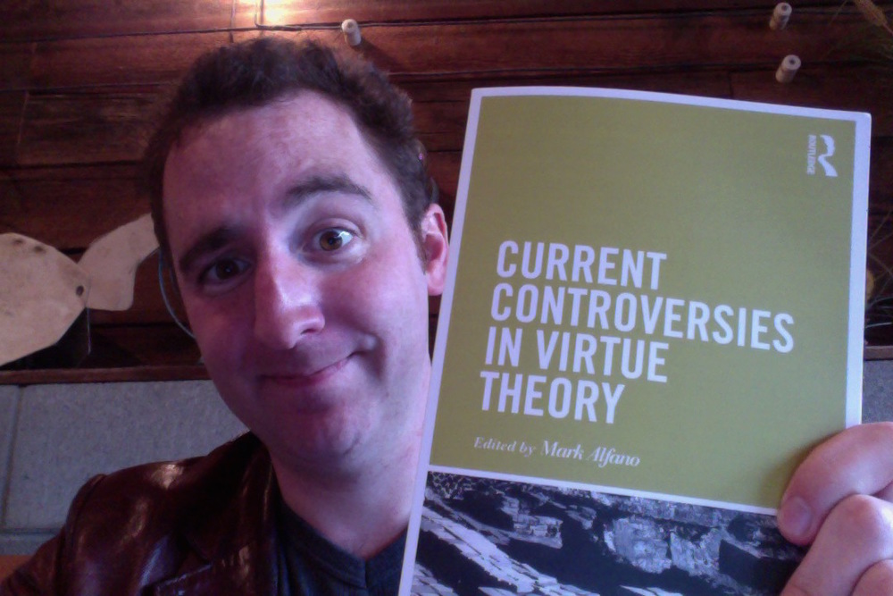current controversies in virtue theory, with editor