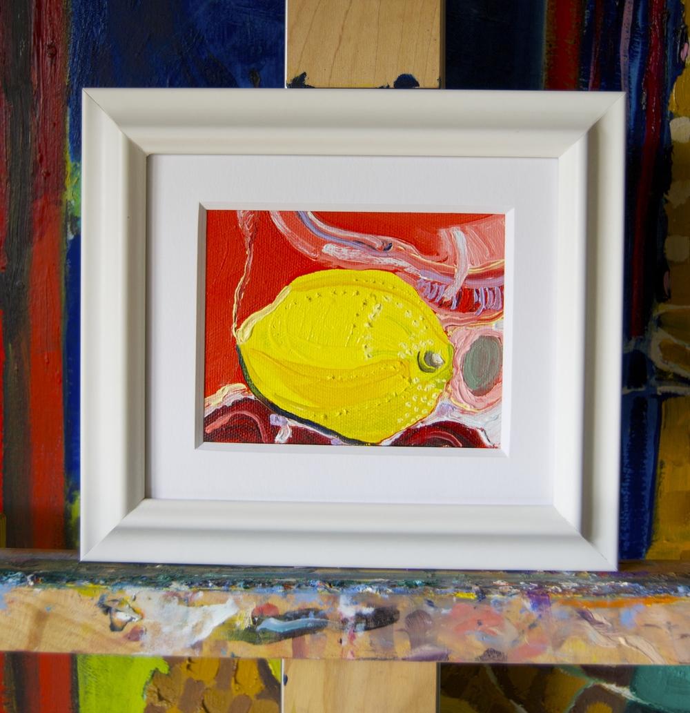 Little Lemon By Sarah Meder