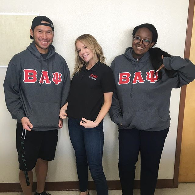 Due to overwhelming popularity of the BAP hoodies and polos, we have decided to have one more pre-order for this semester! However it is contingent on the amount of students who fill out the survey. More details with the survey link was provided in the Mid Week Correspondence sent out earlier this morning to your RebelMail. Don't miss out on this last chance!  If you have any questions or need to pick up your hoodies/polos from the last pre-order, please contact Naomi Tekabe at social-fundraising@unlvbap.org.