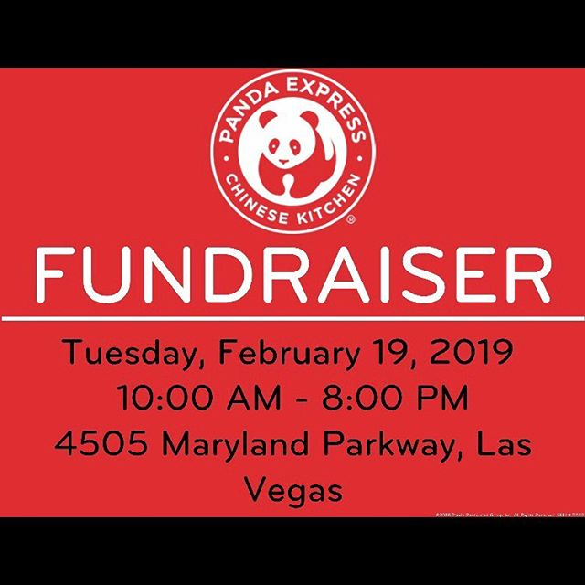 Today is the day of our Panda Express fundraiser! From 10AM to 8PM, stop by the Panda Express in the Student Union, order some delicious food, and don't forget to show your cashier your BAP flyer! 🐼 🥘 ✨