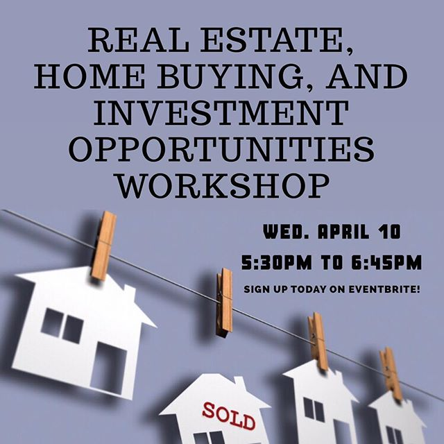OPEN TO ALL ACCOUNTING STUDENTS: Join us this Wednesday for our Real Estate Workshop from 5:30PM to 6:30PM. Sign up on Eventbrite! Go to unlvbap.org/beta-alpha-psi-events