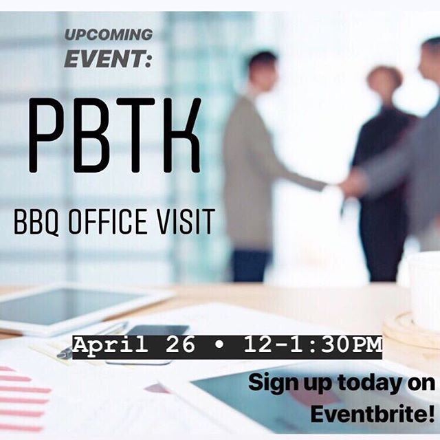 ALL ACCOUNTING STUDENTS: Join us for the PBTK Office Visit on Friday, April 26, 2019 from 12 to 1:30PM.  Sign up on Eventbrite today! Go to unlvbap.org/beta-alpha-psi-events/