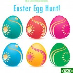 bookmans easter egg hunt