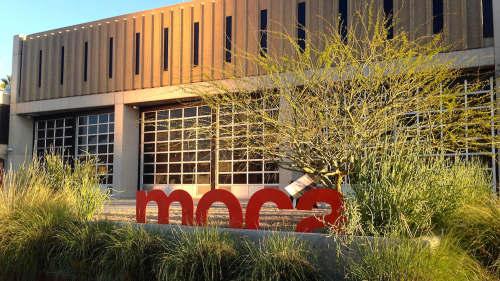 MOCA Tucson weekend hours are Sat/Sun 12pm - 5pm. Photo credit: MOCA Tucson, via Facebook.