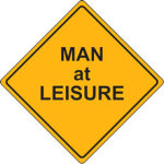 Man at Leisure logo