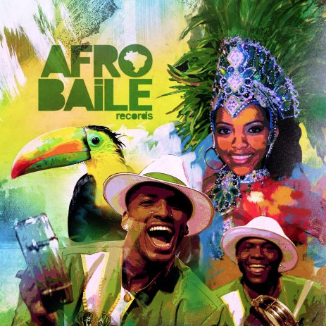 Images via Afro:Baile