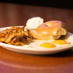 The Eggtasic Breakfast from Chompie's is free on your birthday.