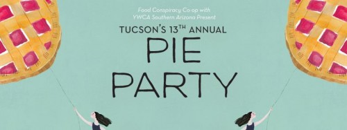 13th Annual Pie Party
