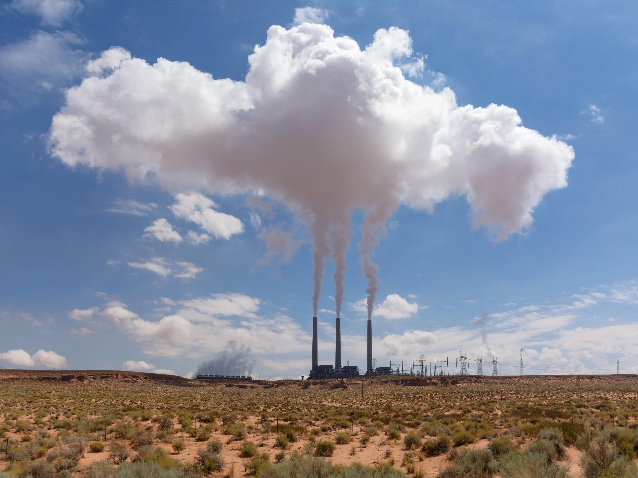 Page - Centrale thermique de Navajo
