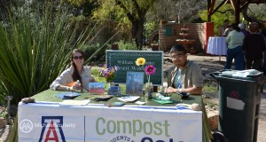 The Compost Cats helped out LFA at the SAVOR 2016 Culinary Festival to divert food waste.