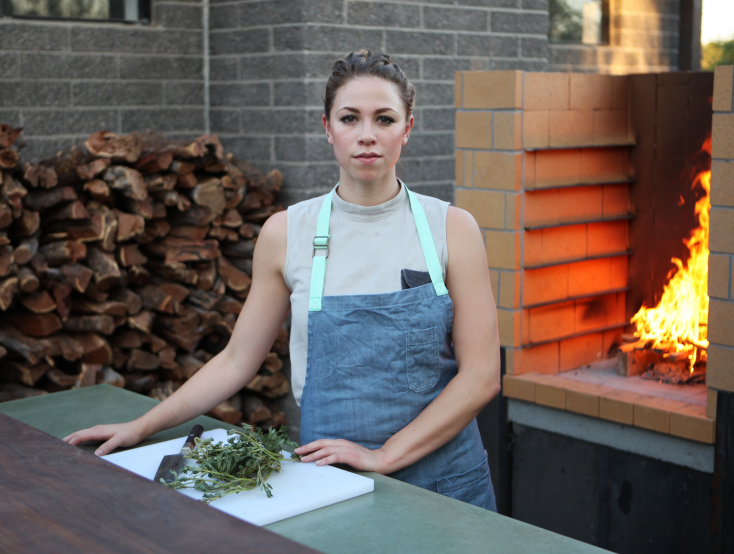 Chef Sarah Chisholm of St. Francis - AZ foothills