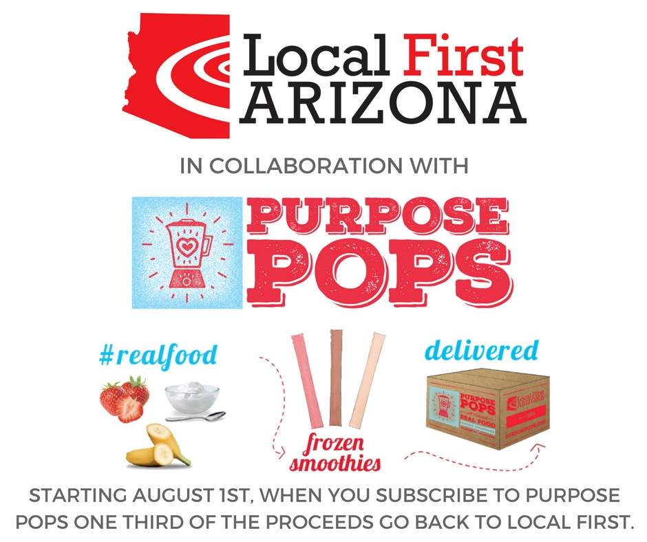 LocalFirst. PurposePops