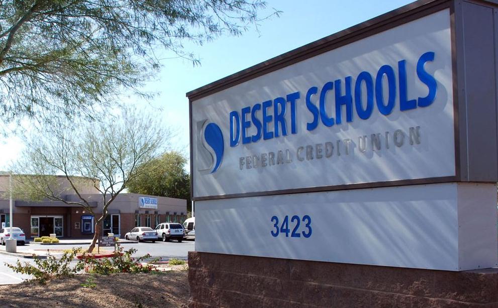 desert schools fcu