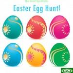 bookmans easter egg hunt