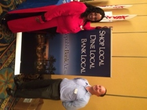 shop local dine local bank local