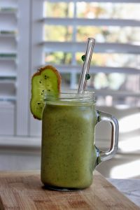 Spinach Coconut Smoothie
