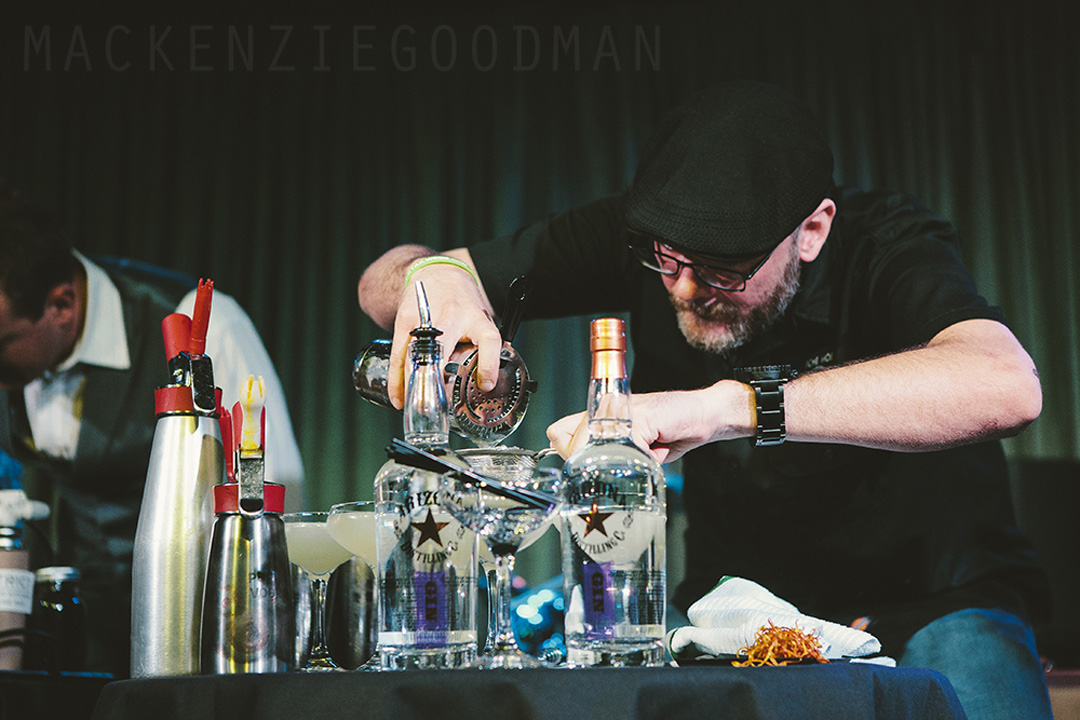Photo Credit: Mackenzie Goodman from the Devour Phoenix Bartending Competition