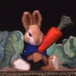 Peter Rabbit.