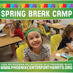 Spring Break Camp!