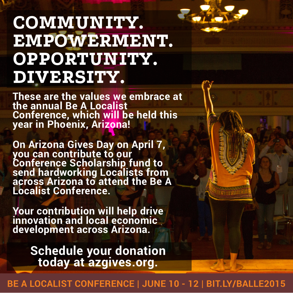 AZ Gives Day BALLE 2