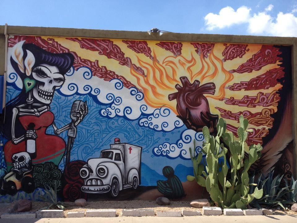 Carlys mural
