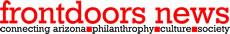 Frontdoors news logo