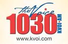 KVOI 1030 AM Logo