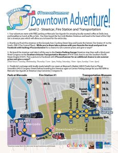 downtown-adventure-for-kids-Transporation-Streetcar-Train