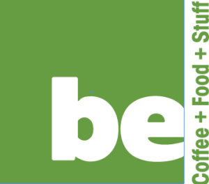 Be- coffee logo