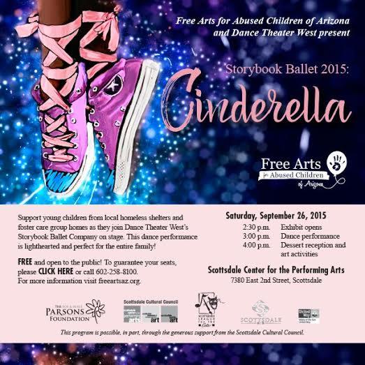 Cinderella Free Arts