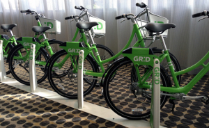 Grid Bike SHare