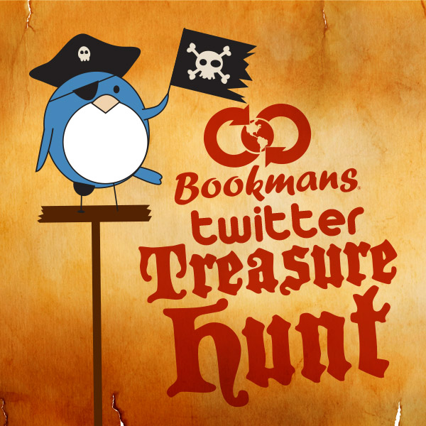 Twitter-Treasure-Hunt