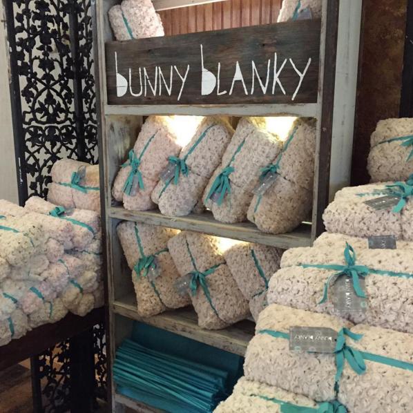 Bunny Blanky