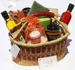 good gifts basket