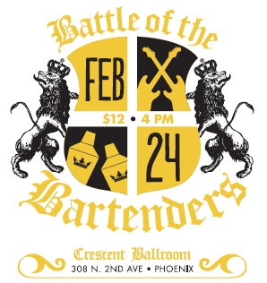 Devoured Battle of the Bartenders