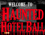 haunted halloween ball