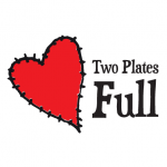 two plates full