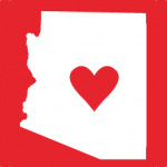 Localist Logo Red Heart State Square