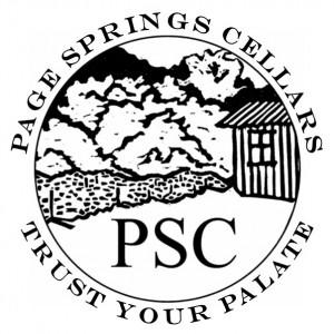 Page Springs Cellars Logo