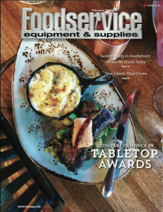 Cart Tabletop Award