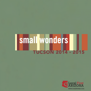 Small Wonders Tucson 2014 Cover