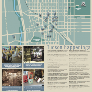 inside tucson map