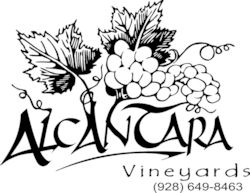 Alcantara_logo_grape_leaves1