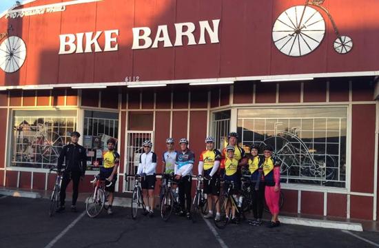 bike barn